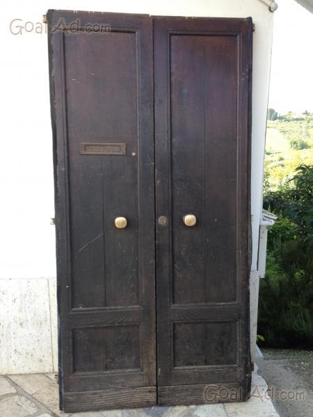 Portone antico vendo portone antico ante cerca compra for Vendo capannone in ferro