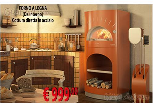 Forno A Legna Arredamento.Forno Legna Prefabbricato Pizza Forno Legna Cerca Compra Vendi