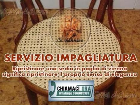 Impagliatura Sedie Emilia Romagna.Annunci Gratuiti Impagliatore Sedie Cerca Compra Vendi Nuovo E