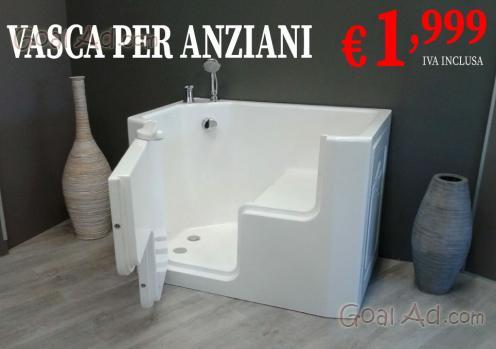 Easylife Vasca Da Bagno Prezzi : Vasca anziani disabili easylife diamante vendesi cerca compra