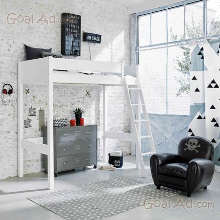 Soppalco Letto Matrimoniale Ikea.Letto Soppalco Ikea Stora Materasso Vendo Usato Cerca Compra