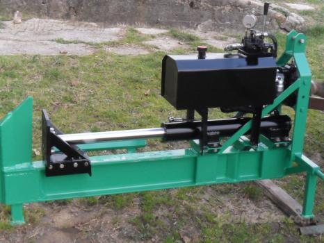 Spaccalegna idraulico usato