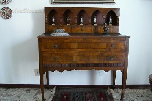 Mobili antichi cassettone impero epoca 1810 cerca for Compro mobili