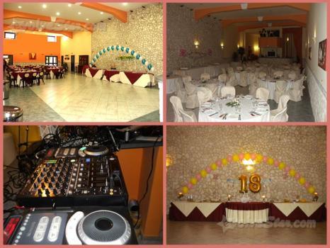 Decorazioni Sala Capodanno : Affitto sala feste compleanno battesimi cresime cerca compra