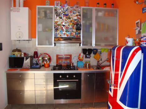 Cucina ikea rivestita metallo ante pensili cerca compra - Ikea ante cucina ...