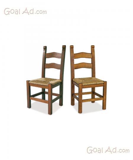 Sedie Rustiche Legno Usate.Sedie Legno Sedile Paglia Vendo Usate Cerca Compra Vendi Nuovo E