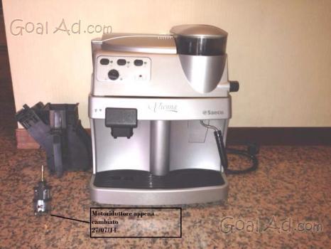 Macchina caff automatica saeco vienna deluxe cerca for Prezzo bronzo al kg usato