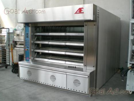 Cerco forno elettrico usato per panifici