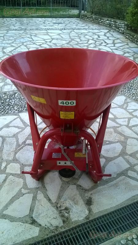 Spargisale concime spandicocime centrifugo monodisco for Idrociclone per sabbia usato