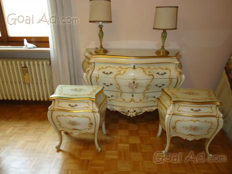 Camera letto stile veneziano romantica produzione - Cerca, compra, vendi nuovo e usato: Camera ...