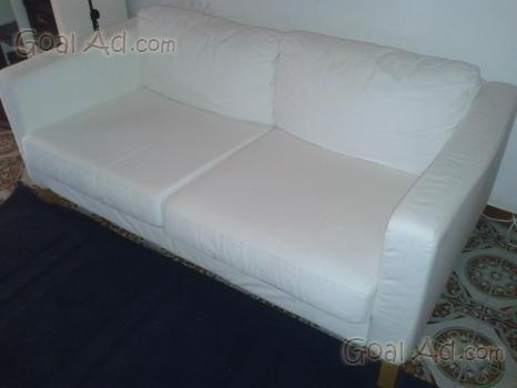 Copertura divano karlstad ikea vendo ancora cerca compra vendi nuovo e usato divano bianco - Divano bianco ikea ...