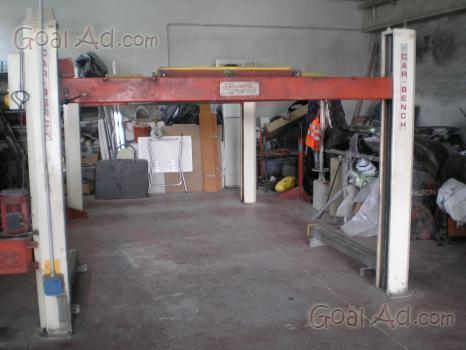 Ponte mini tiro carrozzeria ponte tiro cerca compra for Ponte adue colonne usato