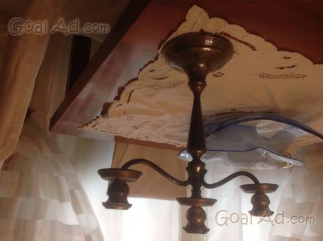Candelieri argento antichi coppia coppia candelabri for Valutazione ottone usato