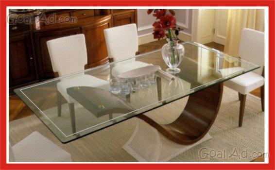 Salva scrivania tavolo protezione cristallo tappetino cerca compra vendi nuovo e usato - Tavolo cristallo rettangolare usato ...