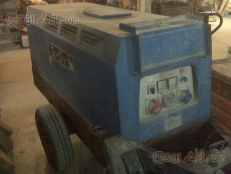 Motosaldatrice generatore diesel genset motosaldatrice for Generatore di corrente diesel usato