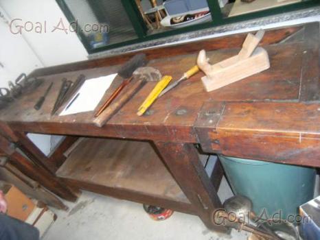 Banco Di Lavoro Falegname : Cerco banco falegname ristrutturato vecchio morse cerca compra