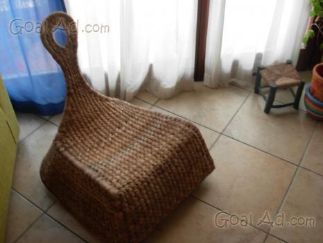 Sedia dondolo ikea varmdo usata volte cerca compra vendi nuovo