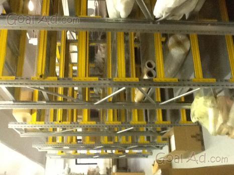 Scaffali Pallets Usati : Scaffali porta pallet scaffalatura pallets metalsistem cerca