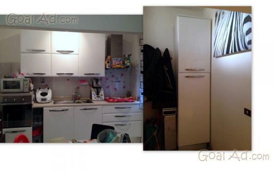 Cucina componibile completa elettrodomestici vendo usata - Cerca ...