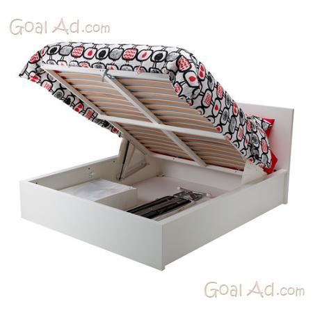 Struttura letto malm ikea contenitore vendo cerca compra vendi nuovo e usato malm struttura - Ikea malm letto contenitore ...