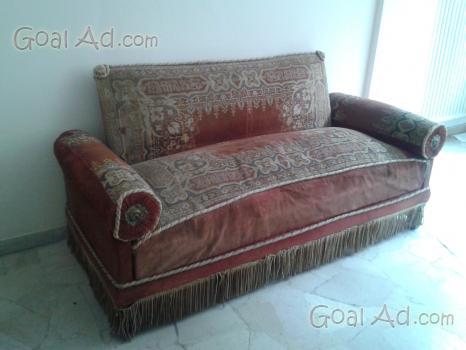 divano letto antico ottomana epoca primo cerca compra