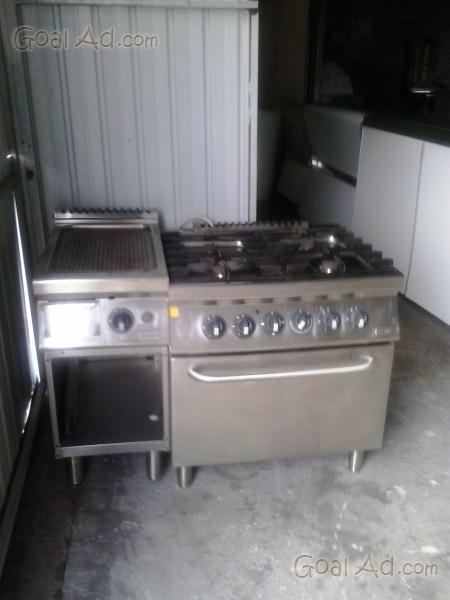 Cucina usata fuochi forni marca alpeninox - Cerca, compra, vendi ...