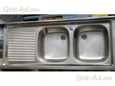 Lavello angolare doppio acciaio lavello angolare   cerca, compra ...