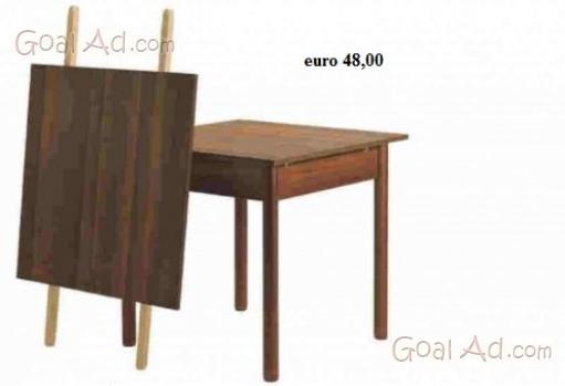 Tavoli vari tavoli catering sagre 120x80 - Cerca, compra, vendi nuovo e usato: Beautissu ...