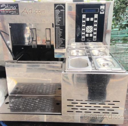 Cuocipasta automatico stima p20014 cuocipasta automatico for Cucine per cucinare