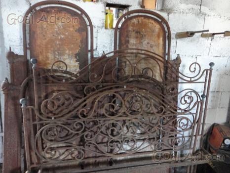 Letti ferro battuto antichi varie misure - Cerca, compra ...