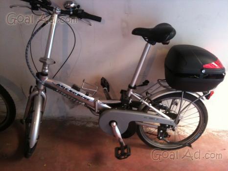 Bici pieghevole btwin tilt vendo usata cerca compra for Bici pieghevole elettrica usata