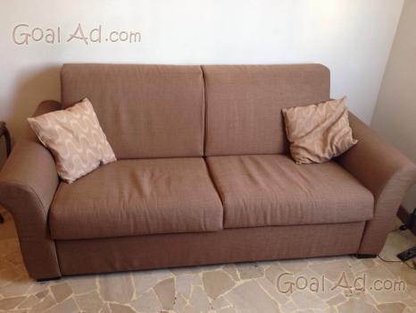 Divano letto confalone rete elettrosaldata sami cerca compra vendi nuovo e usato divano - Divano letto confalone ...