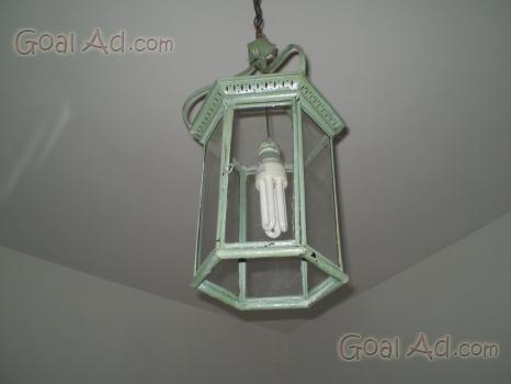 Antico arco sopraporta ferro battuto vetri - Cerca, compra, vendi nuovo e usa...