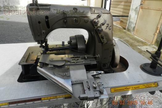 Macchina cucire union special lewis modello cerca for Macchina da cucire seiko special