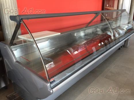 Banco macelleria vendo attrezzature supermercato salumeria for Arredamento macelleria usato
