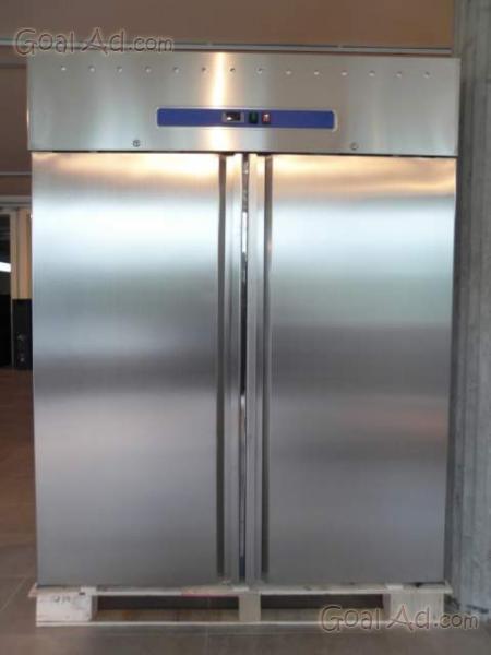 Congelatore verticale in acciaio usato colonna porta for Congelatore verticale a