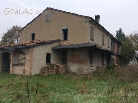 Rustico casetta accatastata catasto urbano piani cerca for Piani di casa ranch d epoca