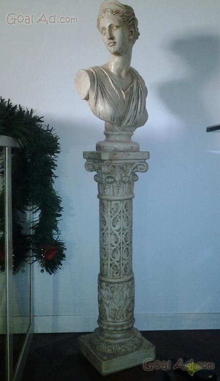 Busto hitler vendo polvere marmo altezza cerca compra for Laghetto vetroresina usato