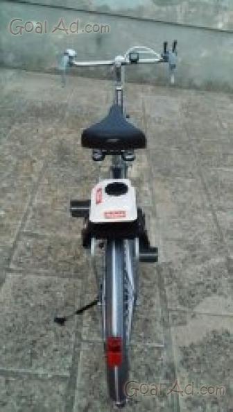 Bicicletta Epoca Motore Mosquito Restaurata Forcella Cerca Compra