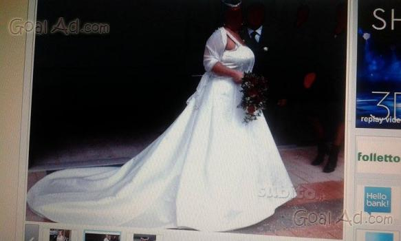Abito sposa vendesi elvira gramano completo - Cerca b2718106fca