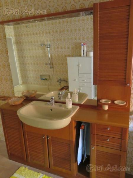 Arredo bagno legno coordinato arredo bagno cerca compra for Annunci arredamento usato