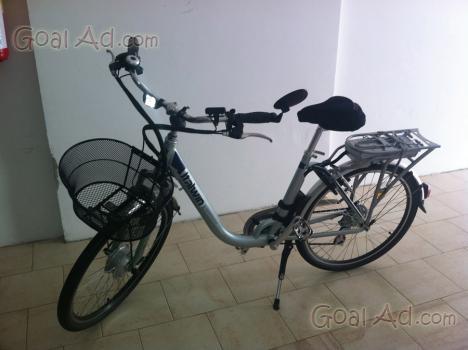 Bicicletta elettrica italwin marca alloy batteria cerca for Bici pieghevole elettrica usata