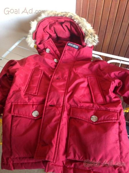 new style 46a91 a8bc2 Woolrich parka di lusso usato