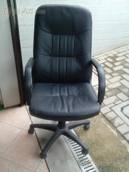Sedia Da Ufficio Usata.Vendo Sedia Jules Girevole Ikea Usata Cerca Compra Vendi Nuovo E