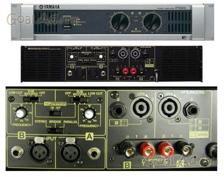 Amplificatore finale lenco 7081 vintage vendo cerca compra vendi
