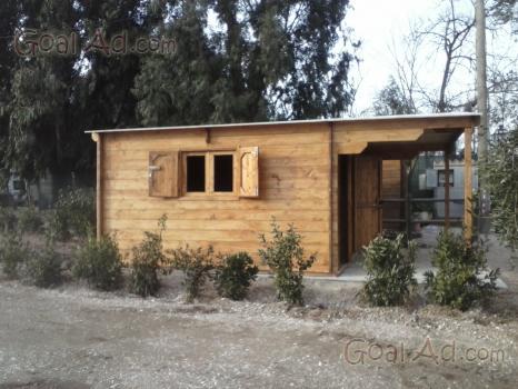 Bungalow campeggio bungalow legno veranda camera cerca for Bungalow in legno abitabili prezzi
