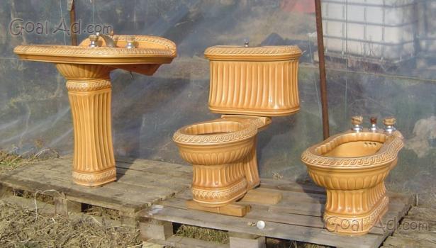 Sanitari bagno bidet vendo ceramica dolomite cerca - Set sanitari bagno ...