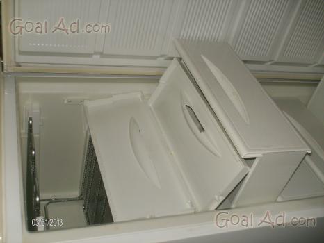 Congelatore verticale usato