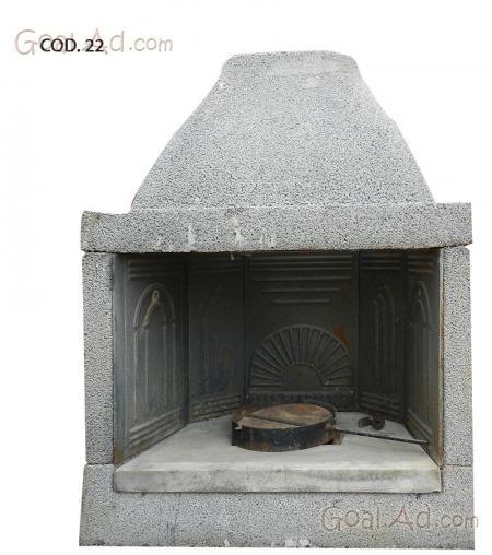 Camino usato vendo trattamento marmo cucina for Camini elettrici ad acqua prezzi