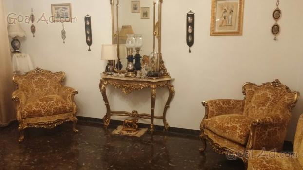 Divano barocco vendo bellissimo divano barocco cerca for Divano barocco